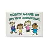 MOMS CLUB OF IRVINE -KIDS Rectangle Magnet (10 pac