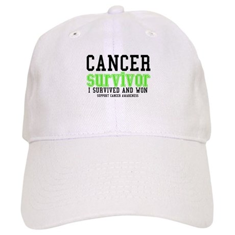 Cancer  on Gifts   Awareness Hats   Caps   Cancer Survivor Baseball Cap