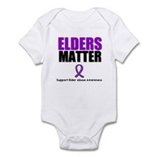 Elders Matter Infant Bodysuit