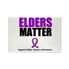Elders Matter Rectangle Magnet (10 pack)