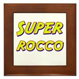 Super rocco Framed Tile