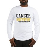 Cancer Survivor Long Sleeve T-Shirt