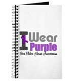 I Wear Purple (Elder Abuse) Journal