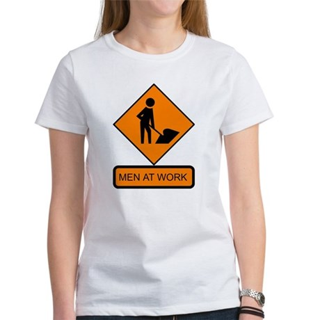 Men at Work 2 Women's T-Shirt