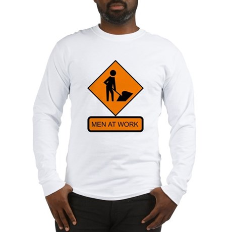 Men at Work 2 Long Sleeve T-Shirt