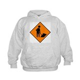 Men at Work 3 Hoodie