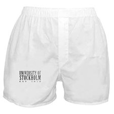 University of Stockholm Boxer Shorts