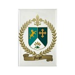 FORGET Family Crest Rectangle Magnet