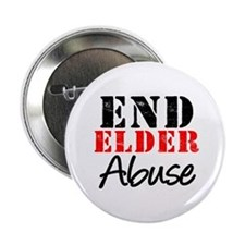 "End Elder Abuse 2.25"" Button"