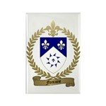 FONTAINE Family Crest Rectangle Magnet (100 pack)