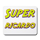Super ricardo Mousepad