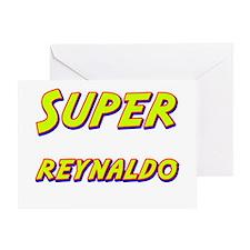 Super reynaldo Greeting Card
