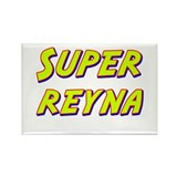 Super reyna Rectangle Magnet (10 pack)
