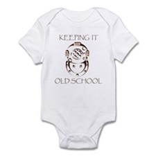 Cute Deep diving Infant Bodysuit