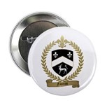 FAVREAU Family Crest Button