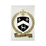 FAVREAU Family Crest Rectangle Magnet (10 pack)
