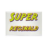 Super reginald Rectangle Magnet