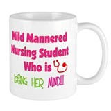 More Student Nurse Coffee Mug