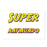 Super raymundo Postcards (Package of 8)