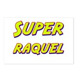 Super raquel Postcards (Package of 8)