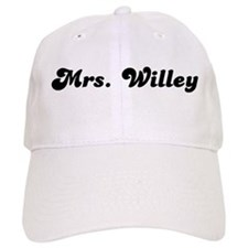 Mrs. Willey Baseball Cap