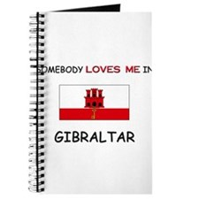 Somebody Loves Me In GIBRALTAR Journal