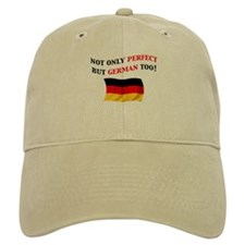 Perfect German 2 Baseball Cap