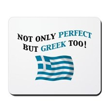 Perfect Greek 2 Mousepad