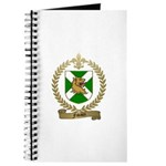 FAVAUX Family Crest Journal