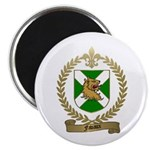 FAVAUX Family Crest Magnet