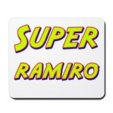Super ramiro Mousepad
