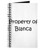 Unique Blanca Journal