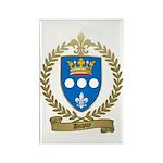 DUPUY Family Crest Rectangle Magnet (100 pack)