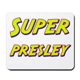 Super presley Mousepad
