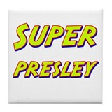 Super presley Tile Coaster