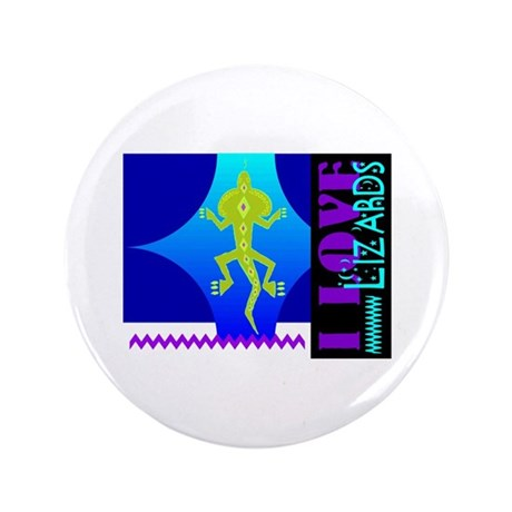"I Love Lizards 3.5"" Button"