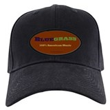 Bluegrass - 100% American Music Baseball Cap