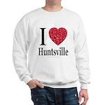 I Love Huntsville Sweatshirt