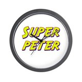 Super peter Wall Clock