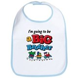 Choo Choo Big Brother Bib