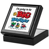 Choo Choo Big Brother Keepsake Box
