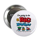 "Choo Choo Big Brother 2.25"" Button"