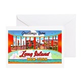 Jones Beach Long Island Greeting Card