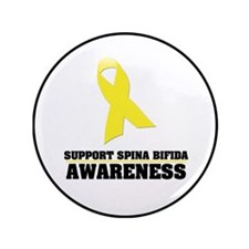 "SB Awareness 3.5"" Button (100 pack)"