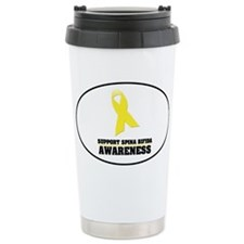 SB Awareness Ceramic Travel Mug