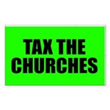 Tax the Churches
