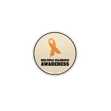 MS Awareness Mini Button (10 pack)