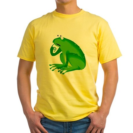Frog Yellow T-Shirt