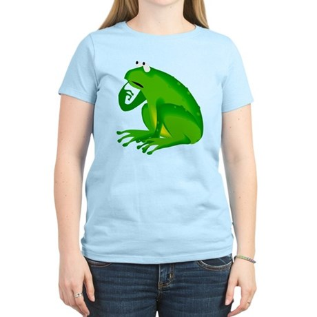 Frog Women's Light T-Shirt