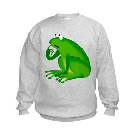Frog Kids Sweatshirt